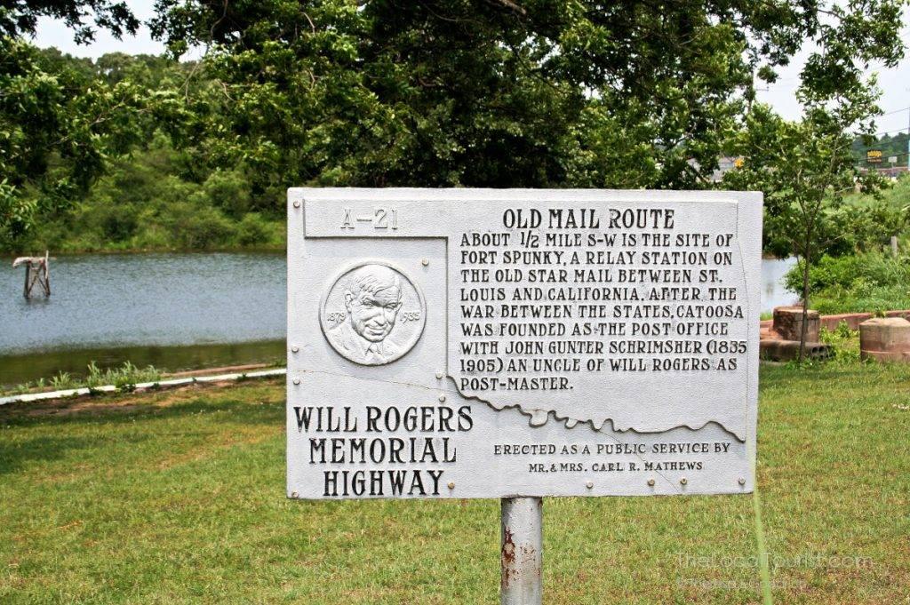 Will Rogers Memorial Highway