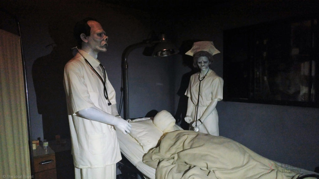 Twilight Zone Room at Bizarre House Party in Minneapolis