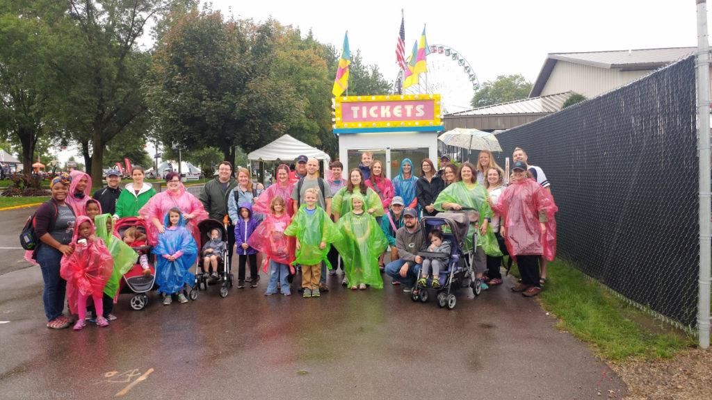FAM Trip with Roseville Visitors Association