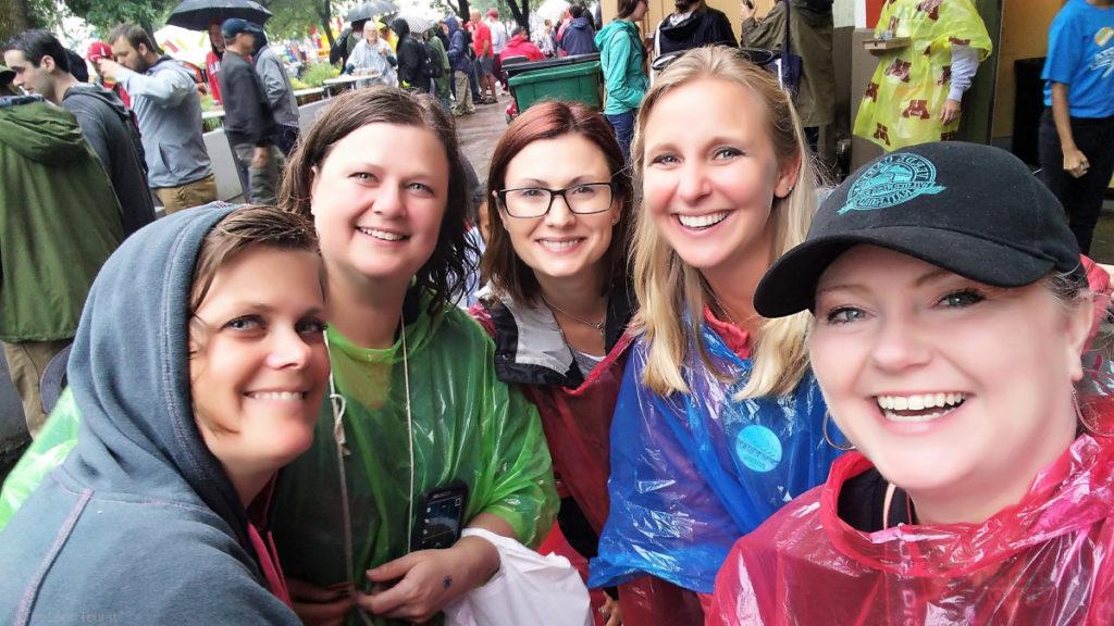 New friends at Minnesota State Fair