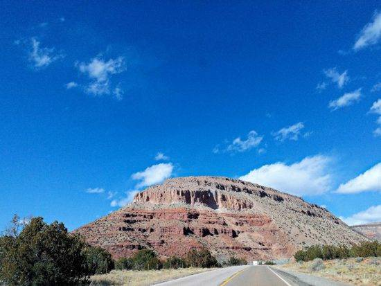 Road to Jemez Historic Site