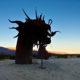 Borrego Springs Serpent Sculpture by Ricardo Breceda