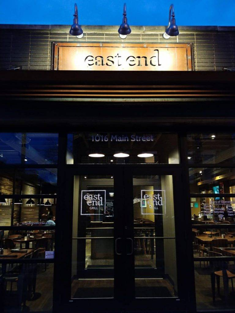 East End Grill in Lafayette Indiana