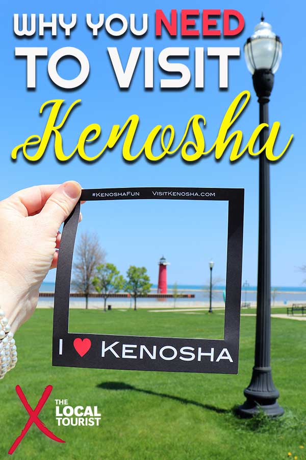 Kenosha, Wisconsin is a vibrant town on the shores of Lake Michigan with great food, beer, and tons of history. See why you need to visit this city in the Midwest part of the USA.