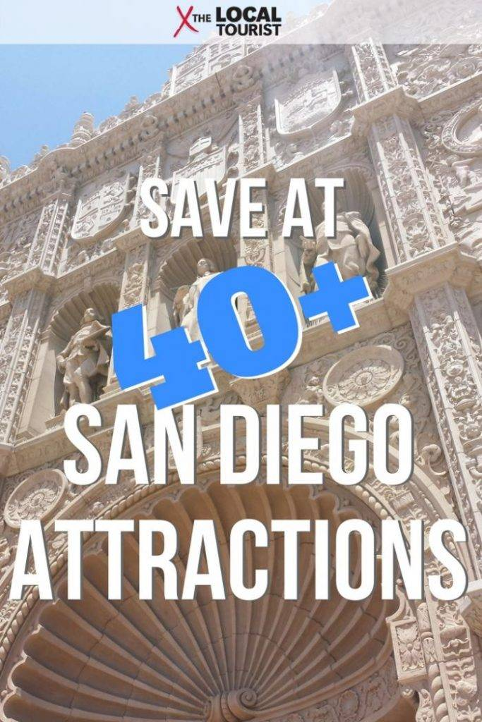 There are so many things to do in San Diego! With the Go San Diego Card you pay one price and receive admission to more than 40 San Diego attractions. Included in this list are the San Diego Zoo, the USS Midway Museum, Belmont Park, and the San Diego Air