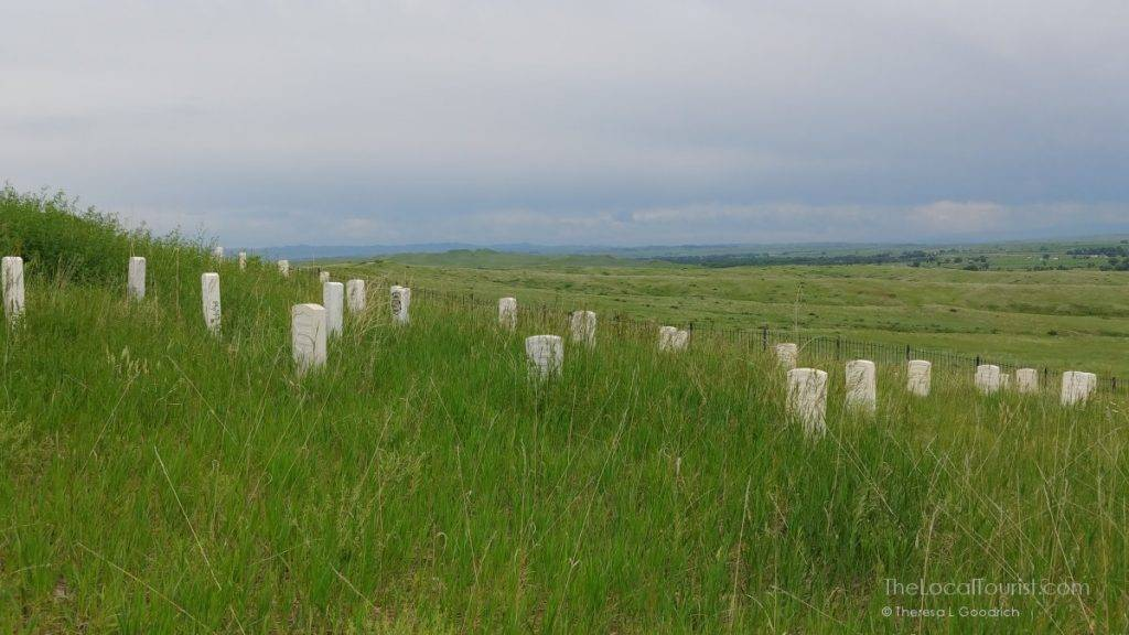 Little Bighorn Graveyard