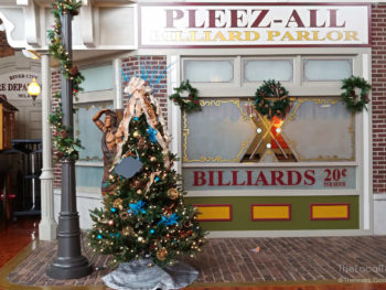 Pleez-All in The Music Man Square in Mason City, Iowa