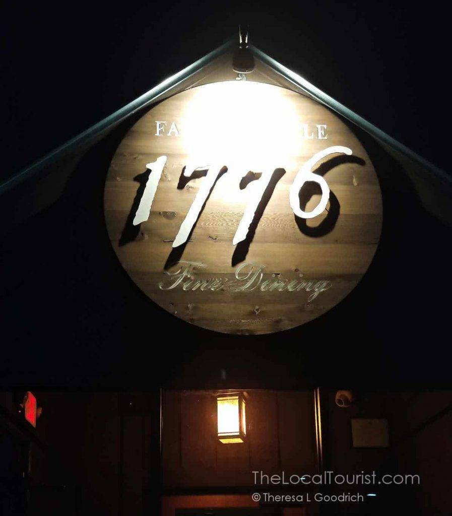 1776 Restaurant in Crystal Lake