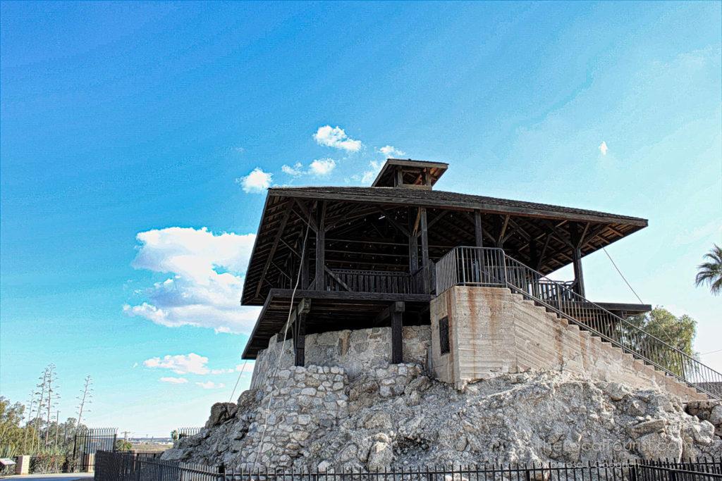 Yuma Territorial Prison Watchtower