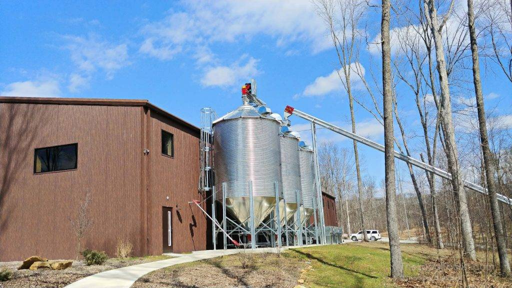 Brewhouse at Hard Truth Hills