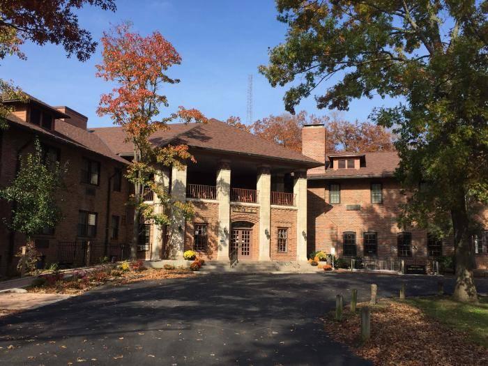 Turkey Run State Park Inn - lodging at Turkey Run State Park in Indiana
