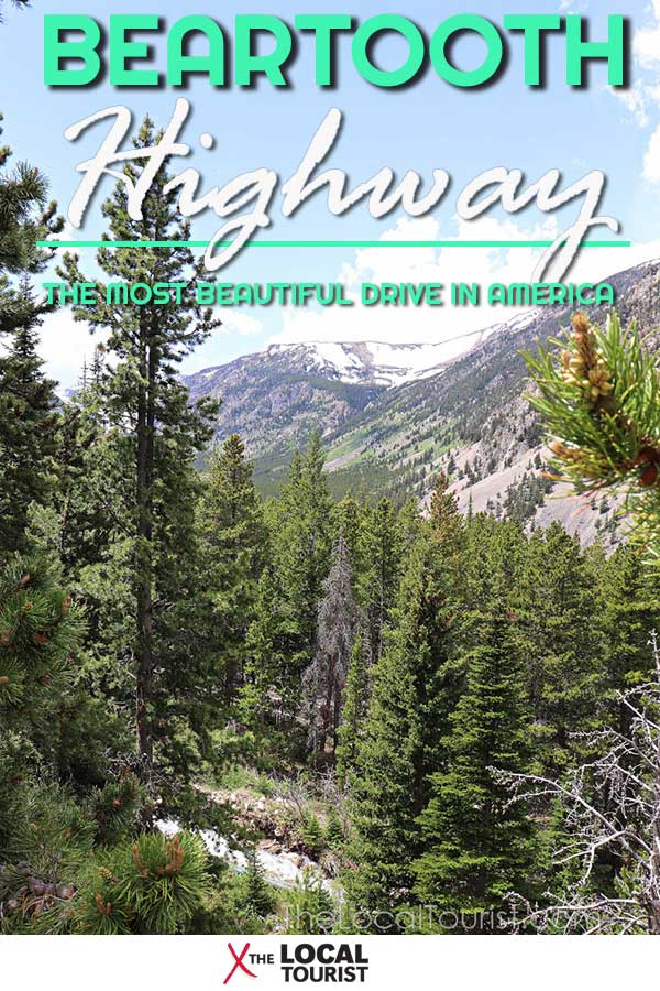 Is driving Beartooth Highway worth it? See what it's like to travel the most beautiful drive in America. #USRoadTrips #MontanaMoments #USA #ScenicDrives