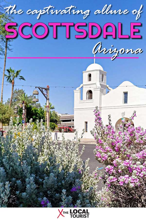 You'll be hypnotized by Scottsdale AZ. It's a desert land that draws artists, creative chefs, talented brewers, and anyone enchanted by the great outdoors.
