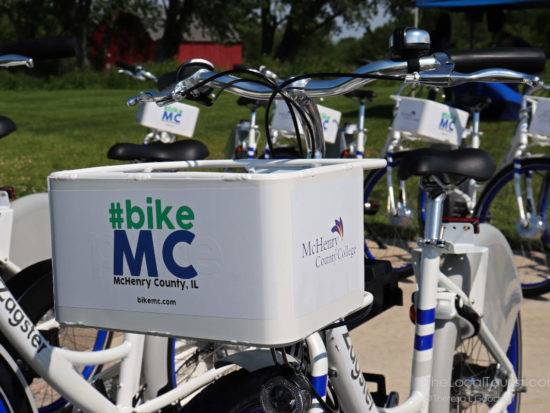 #BikeMC Bike Sharing in McHenry County, Illinois