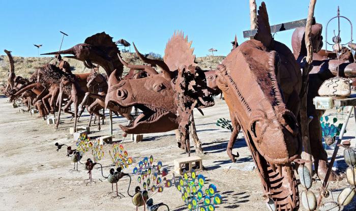 Ricardo Breceda Sculptures