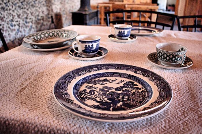 Dining room china
