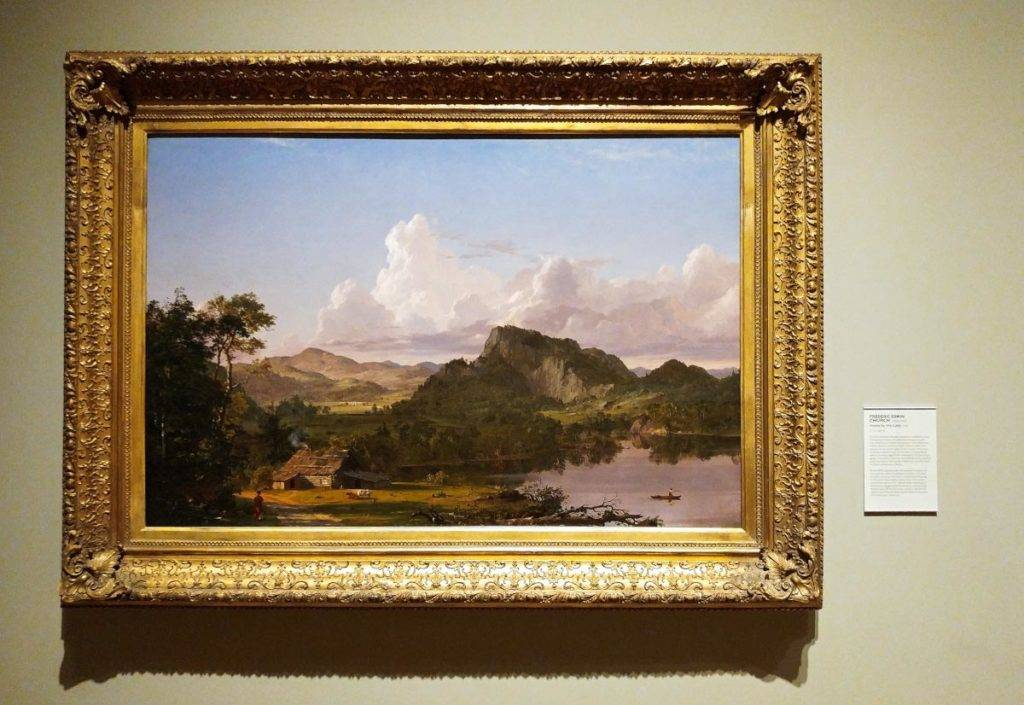 Frederic Church at Crystal Bridges Museum of American Art