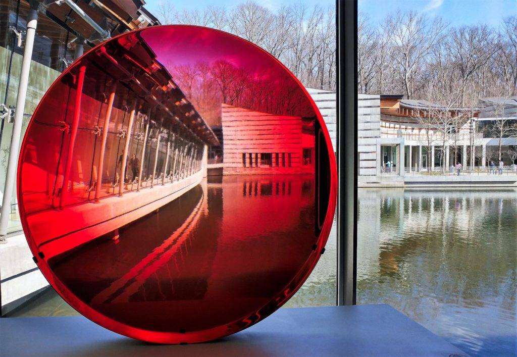 "Frederick Eversley's ""Big Red Lens"""