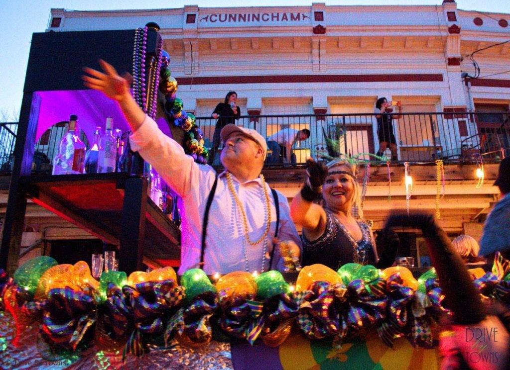 Eureka Springs Mardi Gras Parade