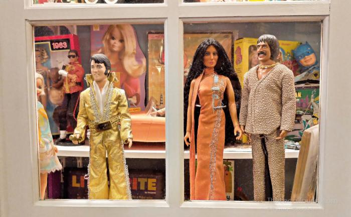 Elvis, Sonny & Cher at the Kenosha History Center