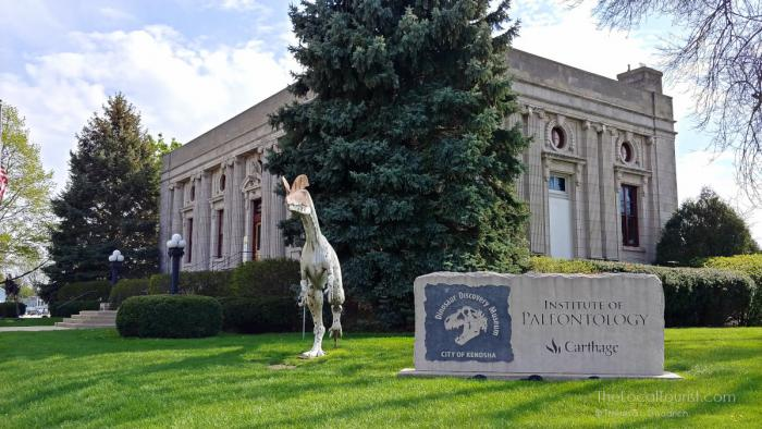 Carthage Institute of Paleontology and the Dinosaur Discovery Museum