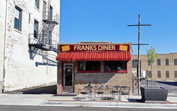 Franks Diner in Kenosha WI