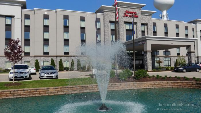 Hampton Inn & Suites in Kenosha