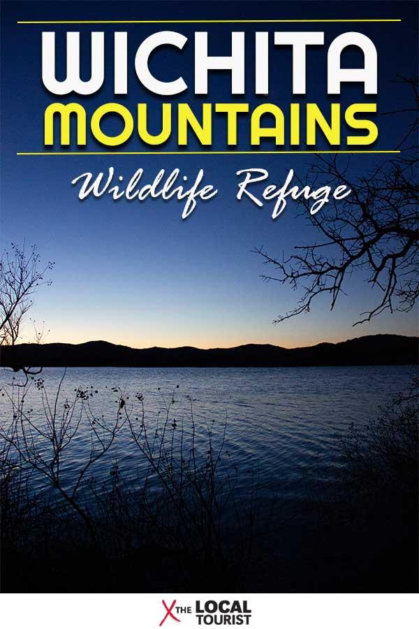 Wichita Mountains Wildlife Refuge was half a billion years in the making. This beautiful, magical place is located in southwestern Oklahoma and is home to bison, Texas long horns, and other wildlife. It's a wonderful place for camping, fishing, and hiking