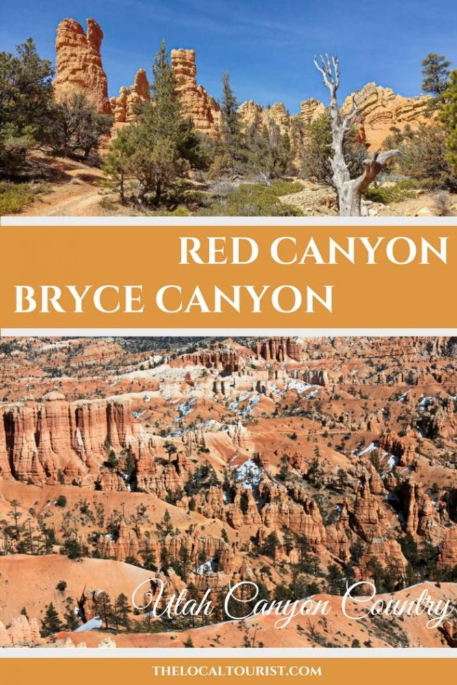 Explore Utah Canyon Country with a visit to Red Canyon and Bryce Canyon