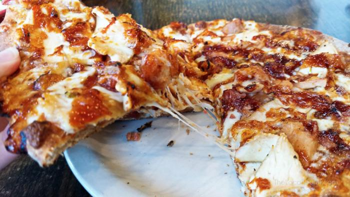 The Mississippian from Soulshine Pizza Factory in Ridgeland, Mississippi