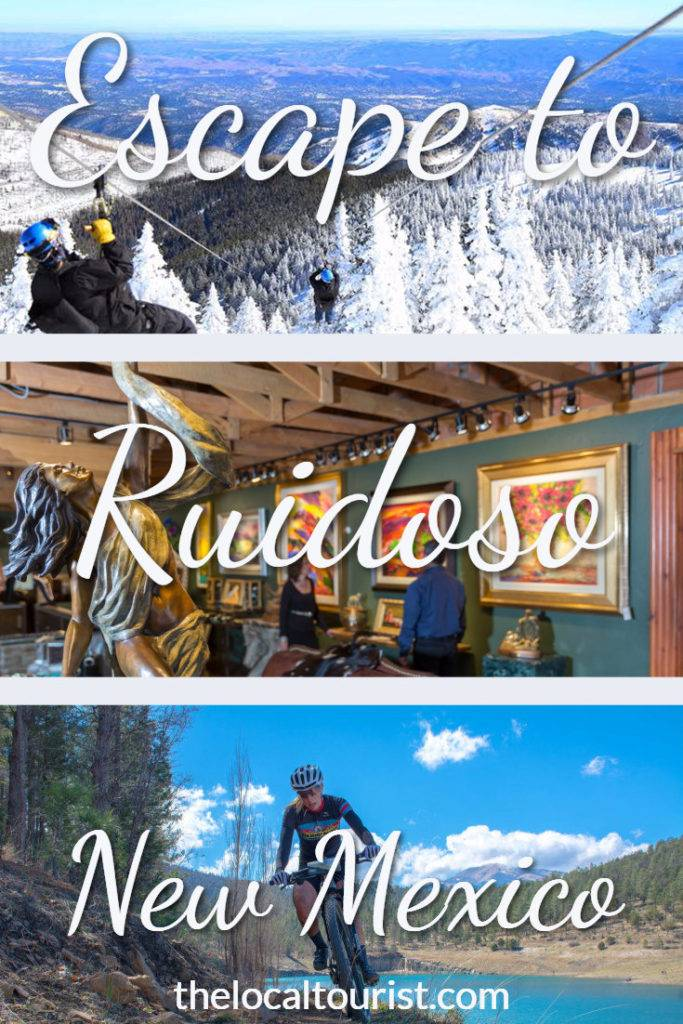 3 Reasons why you'll want to escape to Ruidoso, New Mexico