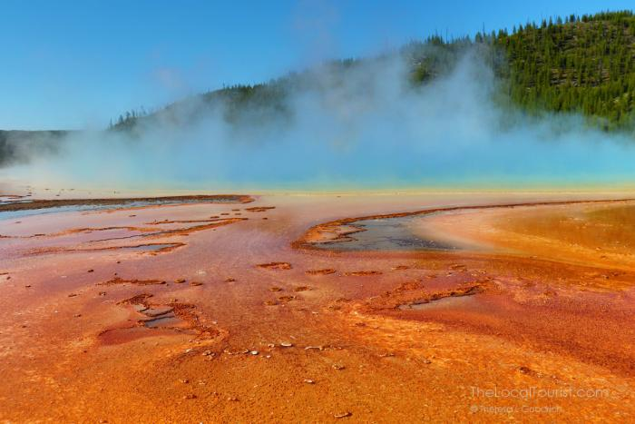 Yellowstone - Grand Prismatic Springs