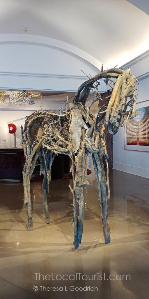 Big Piney by Deborah Butterfield